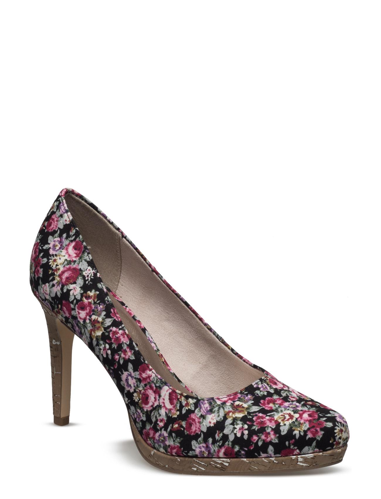 Woms Court Shoe Tamaris Stiletter til Damer i