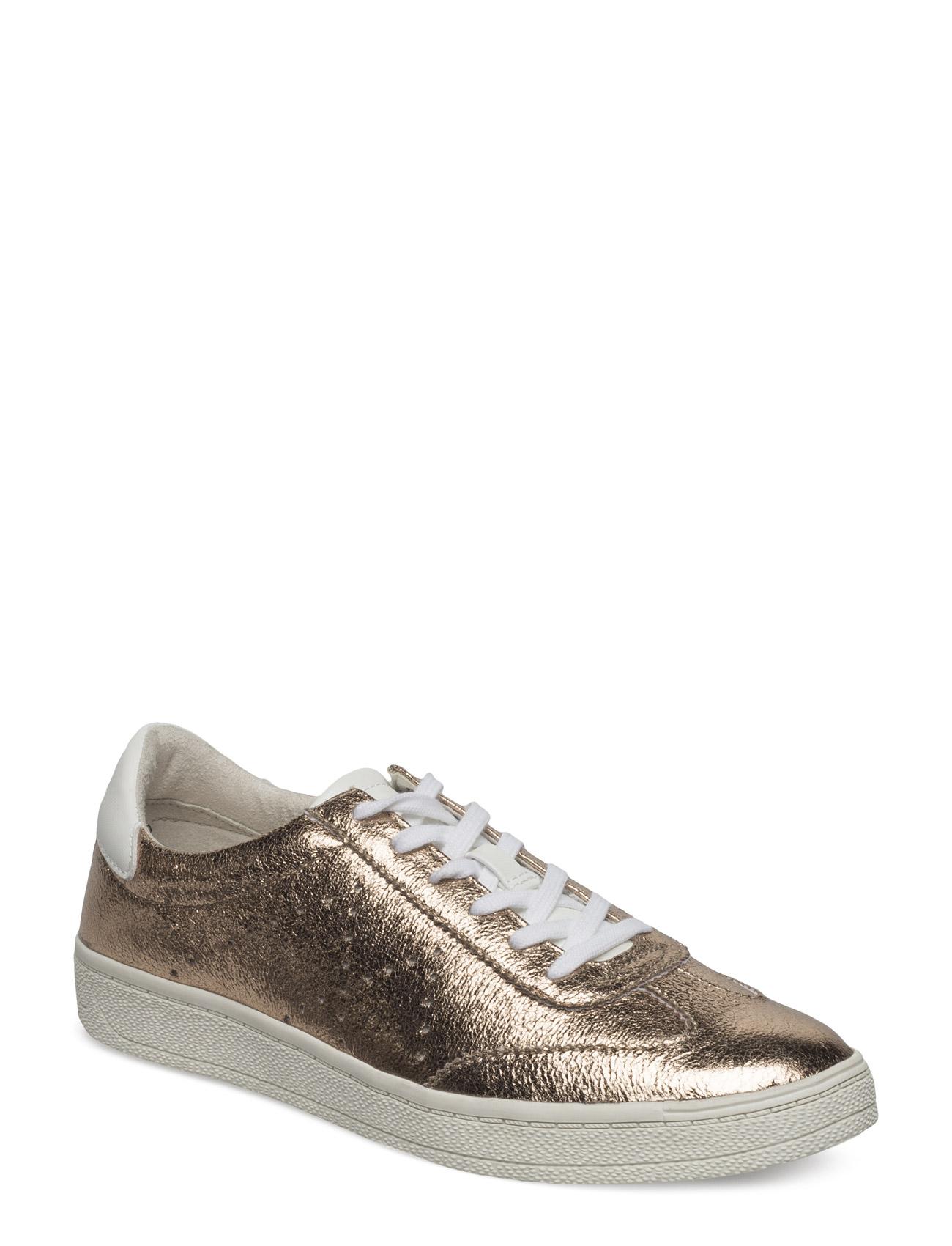 Woms Lace-Up - Marras Tamaris Sneakers til Damer i
