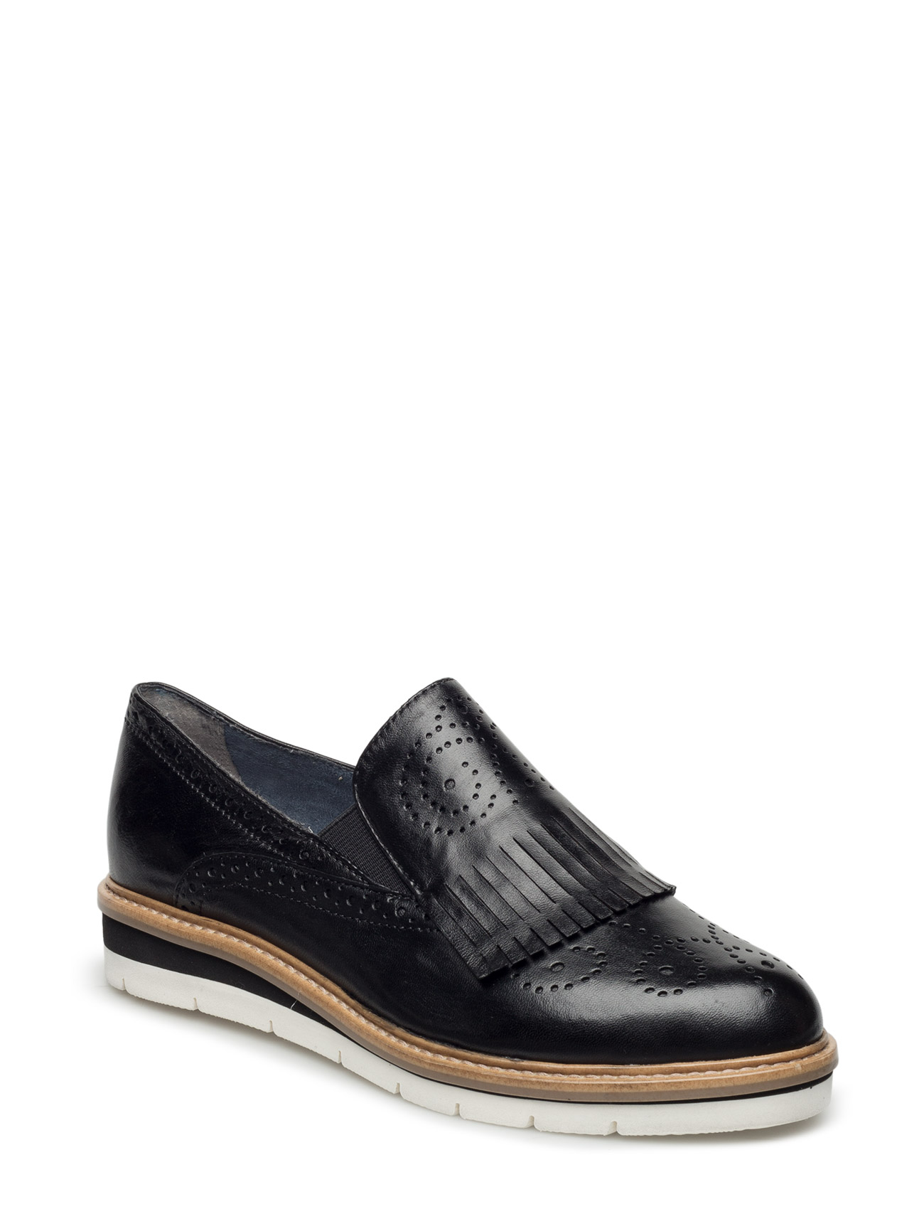 Woms Slip-On - Kela Tamaris Flade sko til Damer i
