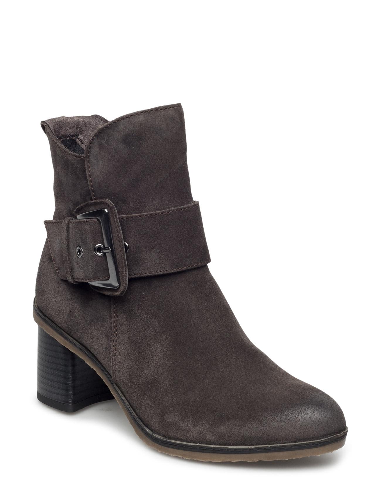 Woms Boots - Dionysus Tamaris Støvler til Damer i Sort