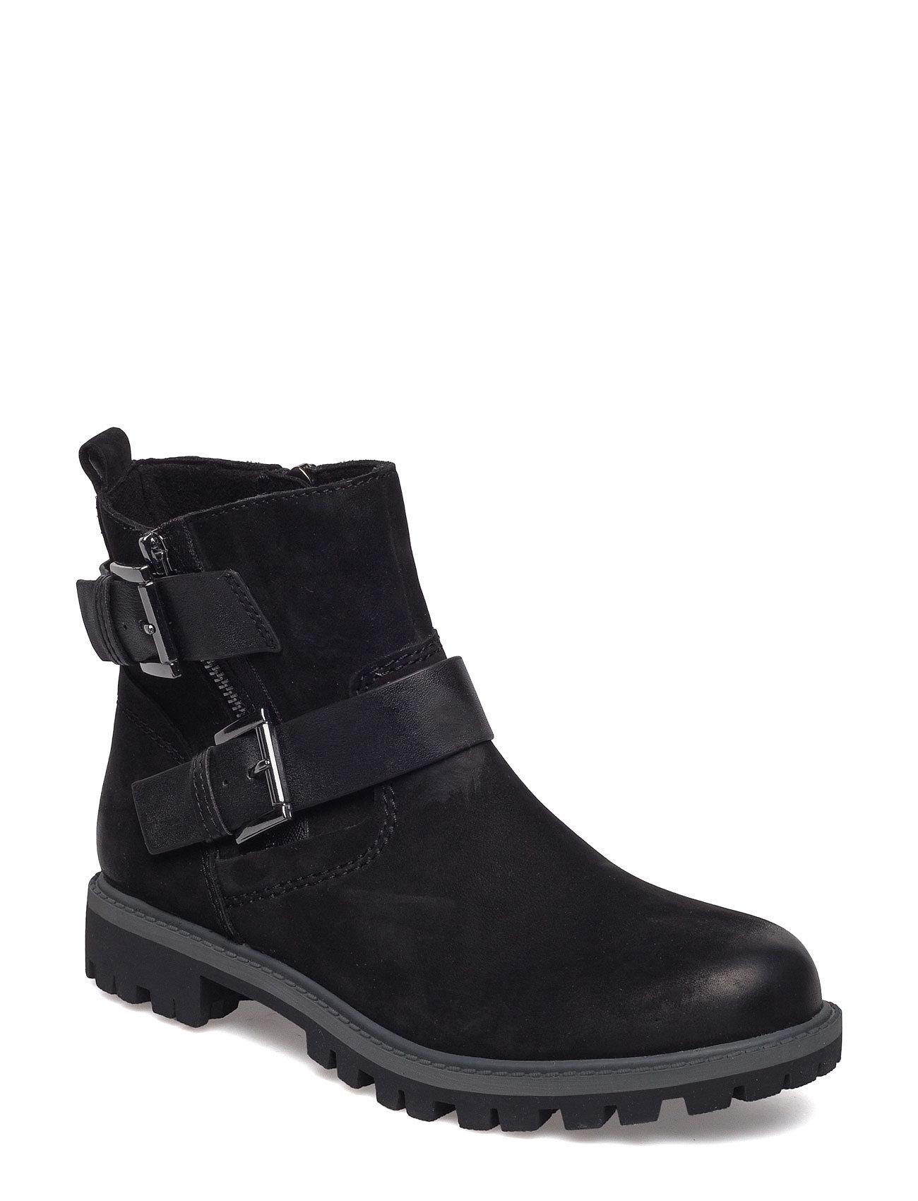 Woms Boots - Papaw Tamaris Støvler til Damer i Sort