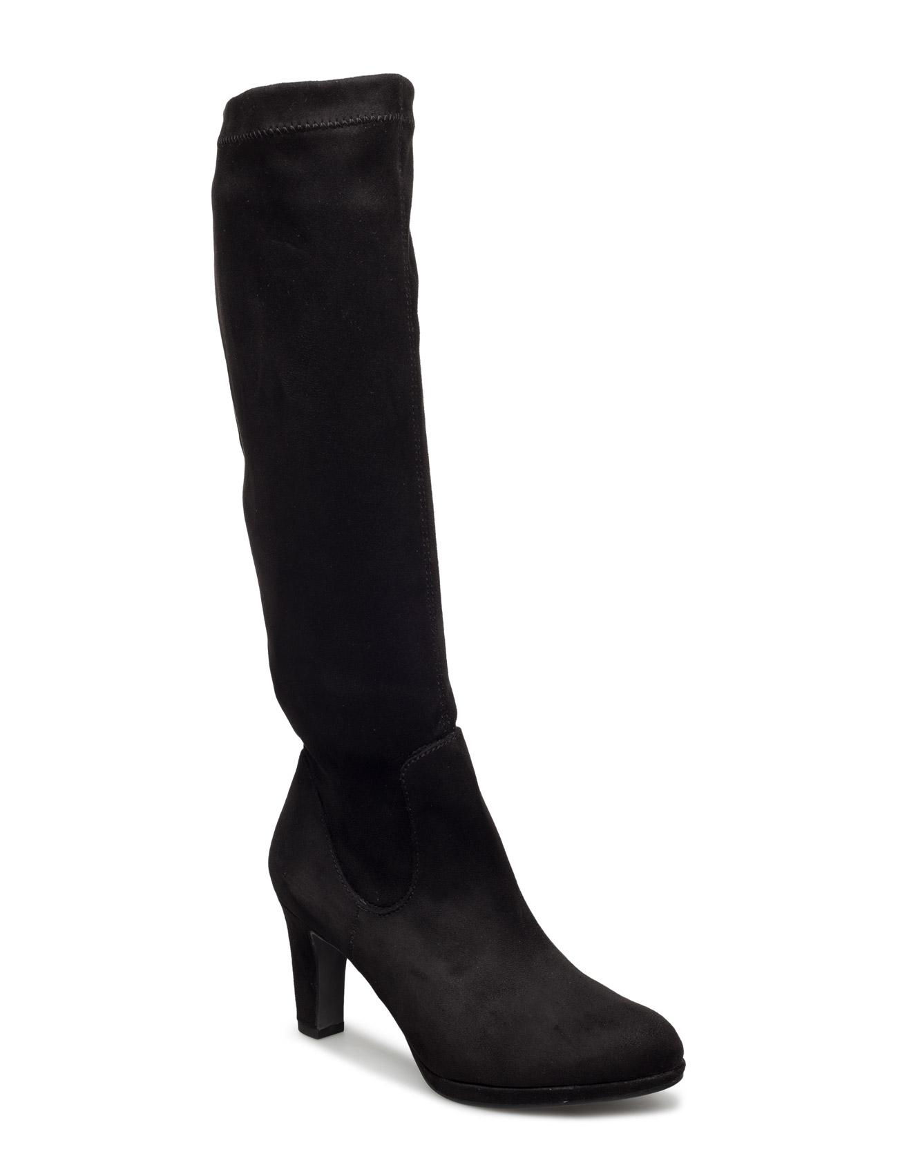 Woms Boots - Moffen Tamaris Støvler til Kvinder i Sort