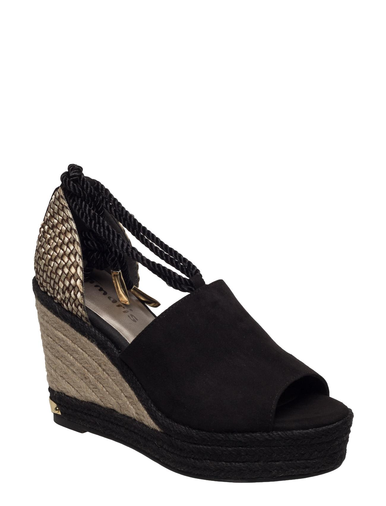 Woms Sandals - Nara Tamaris Espadrillos til Damer i