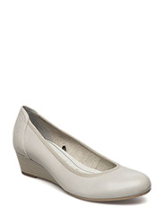 Woms Court Shoe - Borage - CLOUD