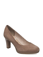 Pumps - Zealot - TAUPE SUEDE