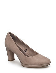 Woms Court Shoe - PEPPER