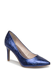 Woms Court Shoe - ROYAL CRACK