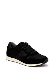 Woms Lace-up - BLACK ST./GLAM