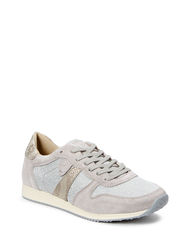Woms Lace-up - GREY STR./GLAM