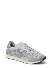 Woms Lace-up - GREY