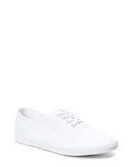 Woms Lace-up - WHITE