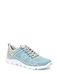 Woms Lace-up - TURQUOISE/GREY