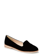 Woms Slip-on - BLACK