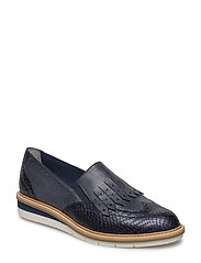 Woms Slip-on - NAVY COMB