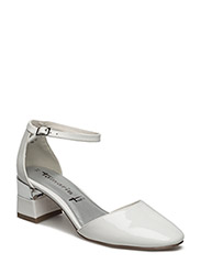 Woms Slip-on - Pea - WHITE/SILVER