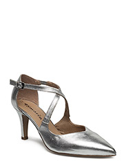 Woms Slip-on - SILVER