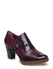 Woms Slip-on - BORDEAUX