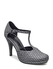 Woms Slip-on - PEWTER GLAM ST