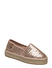 Woms Slip-on - Enden - COPPER SEQUINS