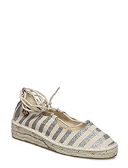 Woms Slip-on - PLATIN STRIPES