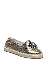 Woms Slip-on - Enden - LT.GOLD CRACK