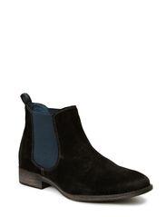 Boots - BLACK/PETROL
