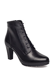 Woms Boots - Carmen - BLACK