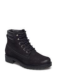 Woms Boots - Catser - BLACK UNI