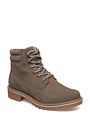 Woms Boots - Catser - TAUPE NUBUC