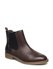 Woms Boots - Popola - GRAPHITE/PLAT.