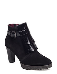 Woms Boots - Vicky - BLK/BLK PATENT