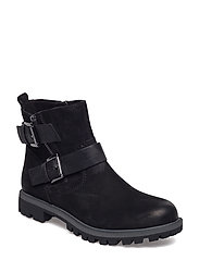 Woms Boots - Papaw - BLACK