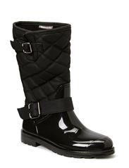 Boots - BLACK UNI