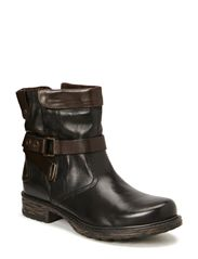 Boots - BLACK/CAFE