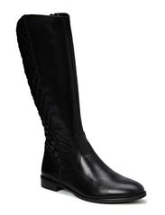 Boots - BLACK STITCHED