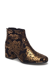 Woms Boots - Pieno - BLACK/GOLD