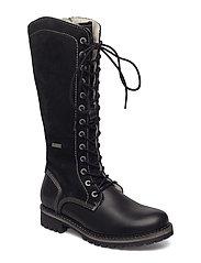 Woms Boots - Catser - BLACK COMB