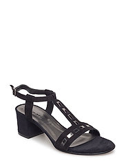 Woms Sandals - BLACK/PEWTER