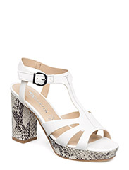 Woms Sandals - WHITE ANTIC