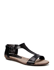 Woms Sandals - BLACK/PLATINUM