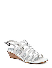 Woms Sandals - WHITE