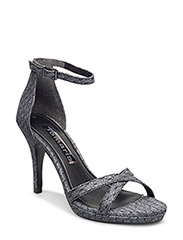 Woms Sandals - Myggia - PEWTER GLAM ST