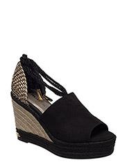Woms Sandals - Nara - BLACK COMB