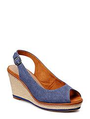 Woms Sandals - DENIM
