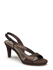 Woms Sandals - BRONCE GLAM