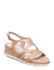 Woms Sandals - LIGHT ROSE