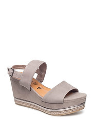 Woms Sandals - STONE