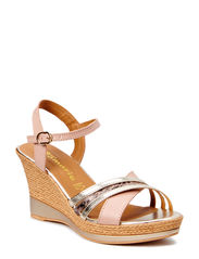 Woms Sandals - IVORY/SNAKE C.