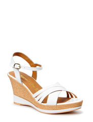 Woms Sandals - WHITE UNI