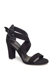 Woms Sandals - BLACK UNI